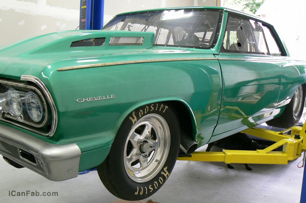 NHRA Certified 1964 Chevelle Malibu SS