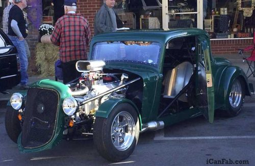 1933 5-window Plymouth Coupe for sale