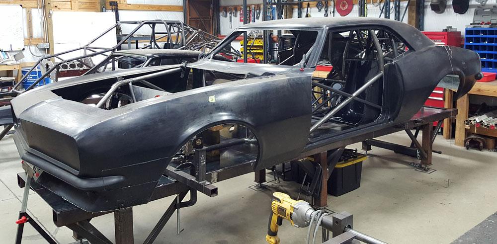 68 camaro body for sale
